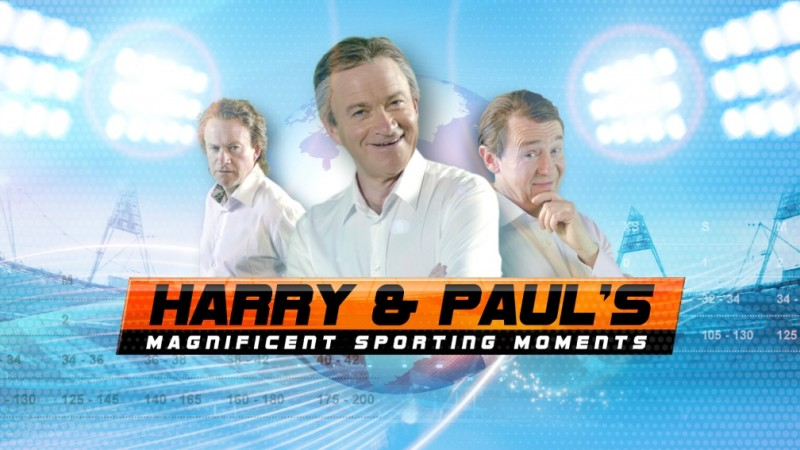Harry and Paul's Magnificent Sporting Moments
